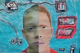 Self Portrait Grade: 5