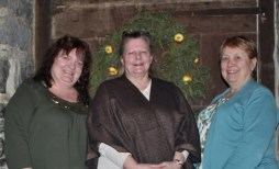 Me, Laurie and Carole @ Belle Grove