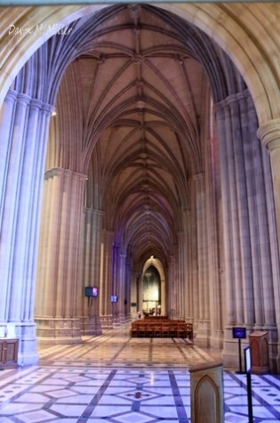 Arches at The National Cathedral(w)# (4)