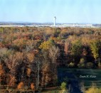 Looking out the Windows of the Observation Tower(w)# (4)