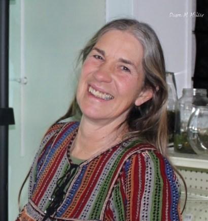The beautiful entrepreneur herself, Janet Heishman,