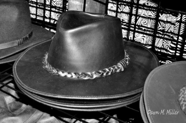 """While shopping in Culpeper last month the clerk asked me why I was taking pictures. I told her I had a photography blog and sometimes I needed a picture of a hat. She said: """"oh...."""""""