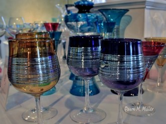 Glass Cups(w)# (2)