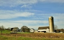 An Amish Sky