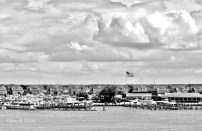 Yachts in BnW# (2)
