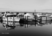 Yachts in BnW# (3)