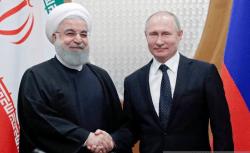 Iran dan Rusia Gelar Latihan Militer Gabungan