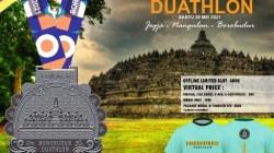 Borobudur Duathlon (ISTIMEWA/LINGKAR)