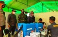 Polsek Samboja Salurkan 1000 Dosis Vaksin dari 2000 Dosis yang Diselenggarakan Muspika Samboja