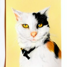 ling mcgregor cat drawing