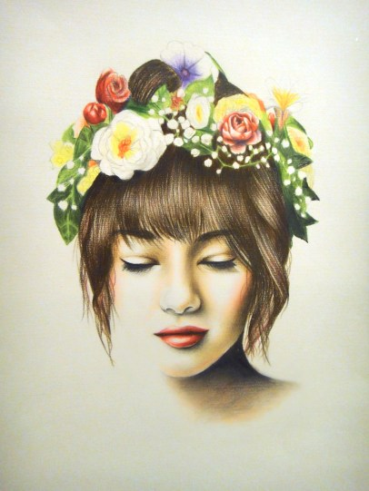 Saccharine Drawing by Ling McGregor