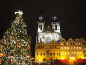 プラハのツリー