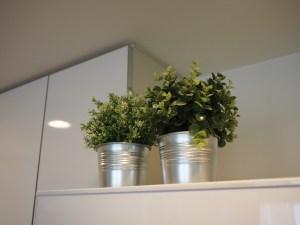 IKEAのフェイクグリーン