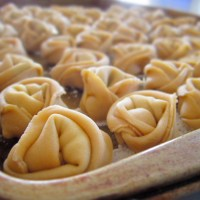 Homemade Cheese Tortellini