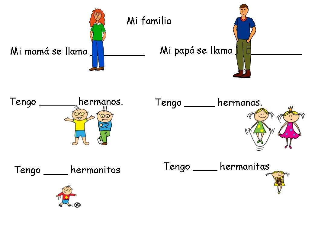 Spanish 101 How Not To Confuse Hermanos