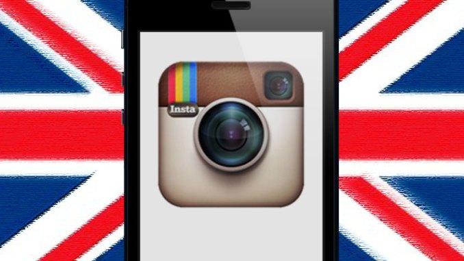 instagram en inglés