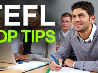 Certified TEFL course tips and advice