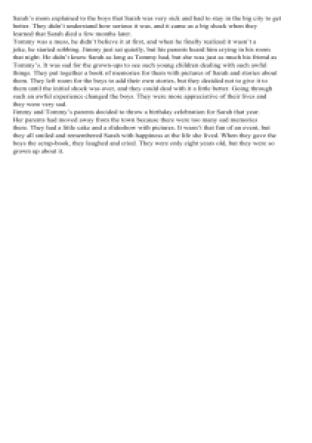 Тексты на английском языке - Chapter 2 end