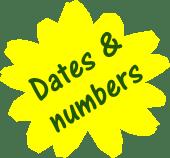 числа по-английски - миниатюра к записи