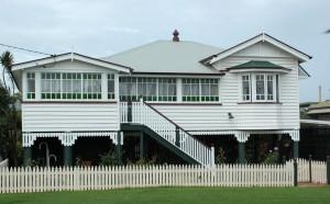 колониальная Австралия - квинслэндер