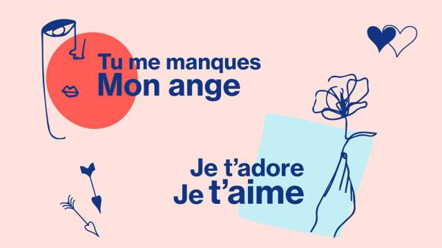 """I Love You"""" in French and Other Romantic Phrases  Lingvist"""