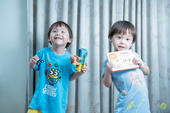 Qbi益智磁吸軌道玩具 同樂組》育兒好物玩具推薦|通過歐美認證的親子同樂益智玩具