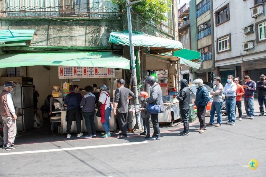 永樂街無名排隊燒肉飯》在地人才知道的美味便當|桃園大廟永和市場美食推薦