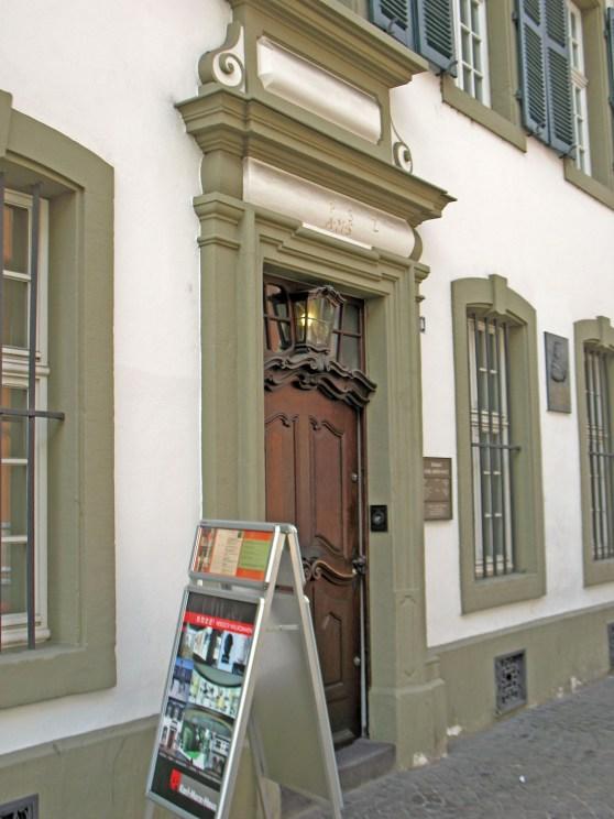 Karl-Marx-Haus, Trier