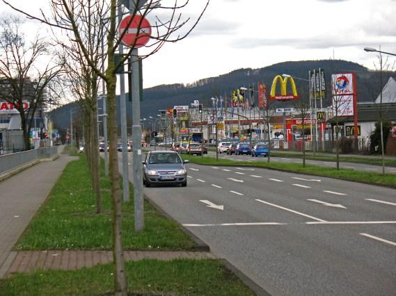Trier-Nord Zurmaiener Straße