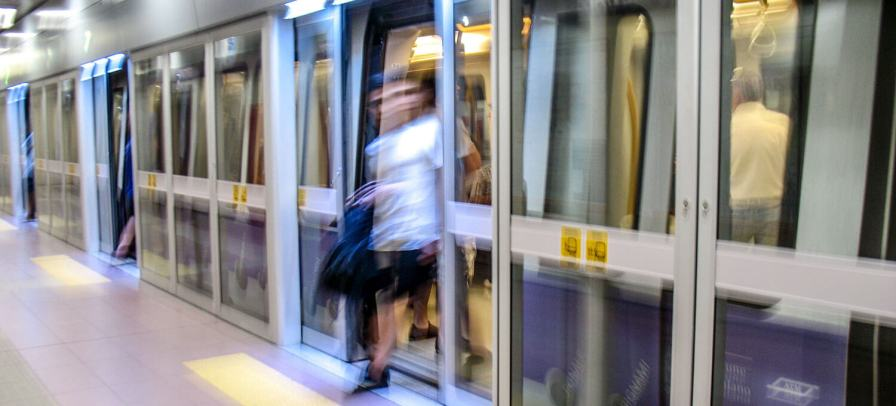 M% moderne Metro