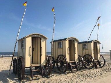 Norderney, Strand weiße Düne