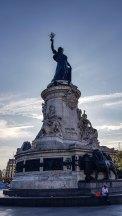 Marianne, Metrolinie 5 in Paris