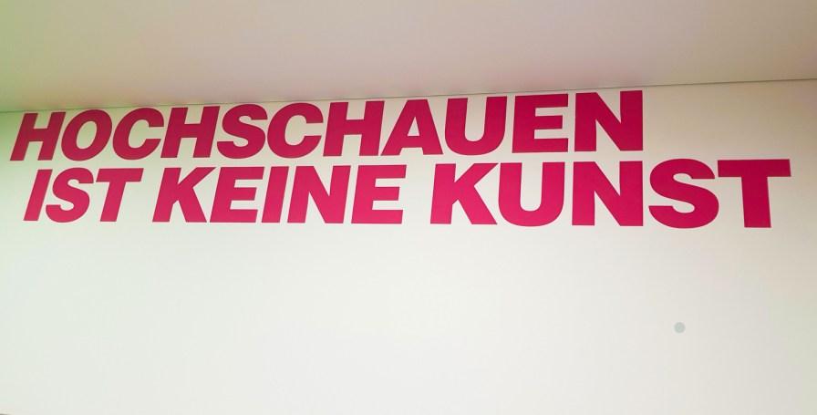 Ist das Kunst? Frankfurt: U-Bahnhaltestelle Dom-Roemer