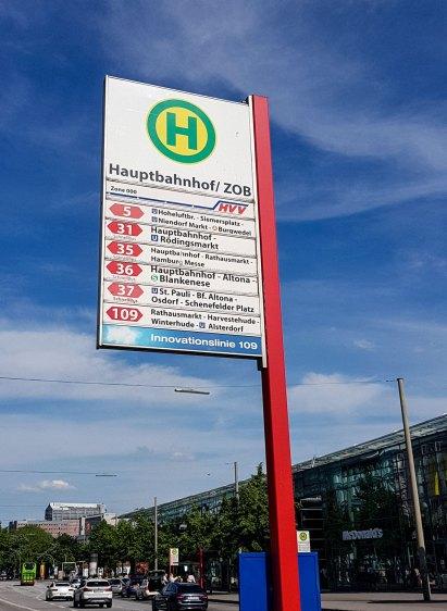 Metrobus-Linie 5 Hamburg