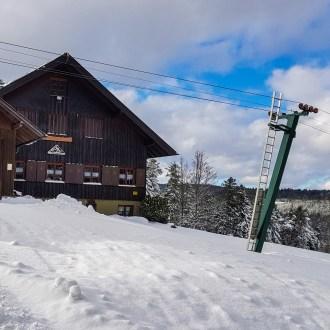 Skihütte Sommerberg