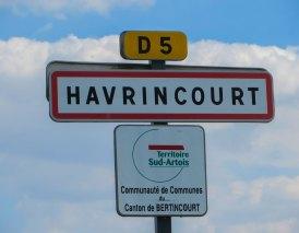 Havrincourt, Frankreich