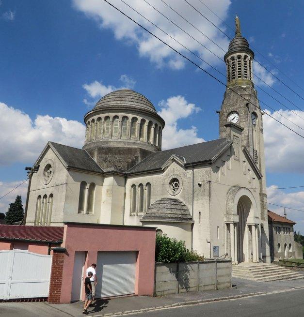 Katholische Kirche Notre-Dame in Hermies