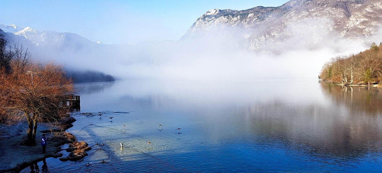 Sloweniens schönste Seen