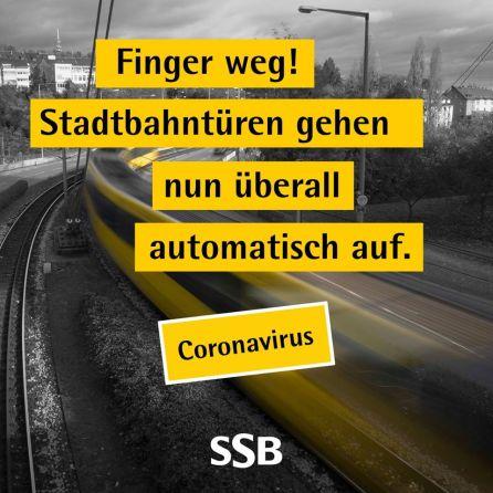 Facebook-Motiv der SSB