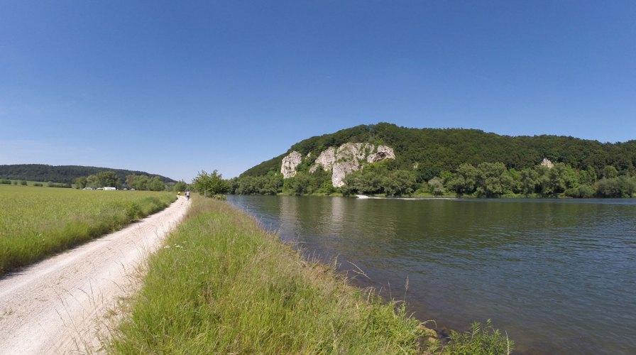 Radwege in Deutschland : Fünf-Flüsse-Radweg
