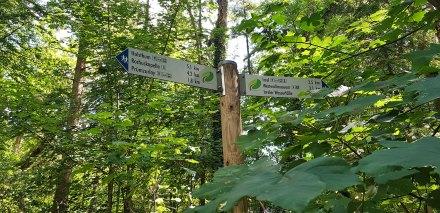 Felsenweg 5 in der Südeifel, Felsenweg 5, Irreller Wasserfälle, Holsthum, Prümer Burg