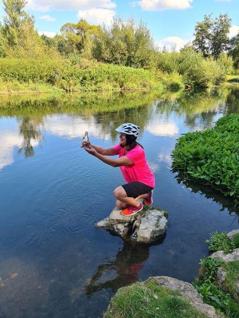 Fünf-Flüsse-Radweg Vils