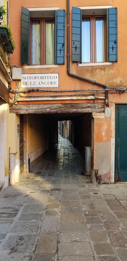 Lagune Venedig, Linie5, Vaporetto