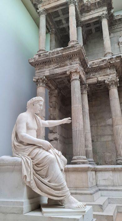 Pergamonmuseum, Markttor von Milet Museumsinsel-Pergamonmuseum