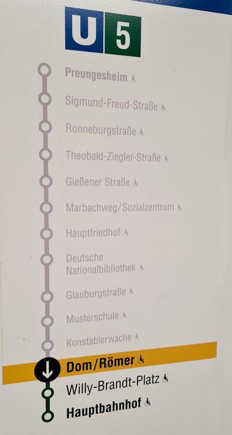 Frankfurt-U5