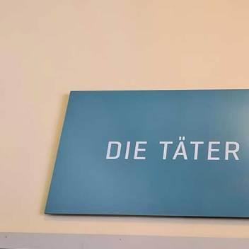 Ausstellung im Stasi-Museum
