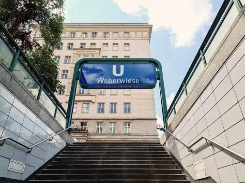 Berlin U5 Weberwiese