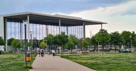 Berlin U5 Bundestag
