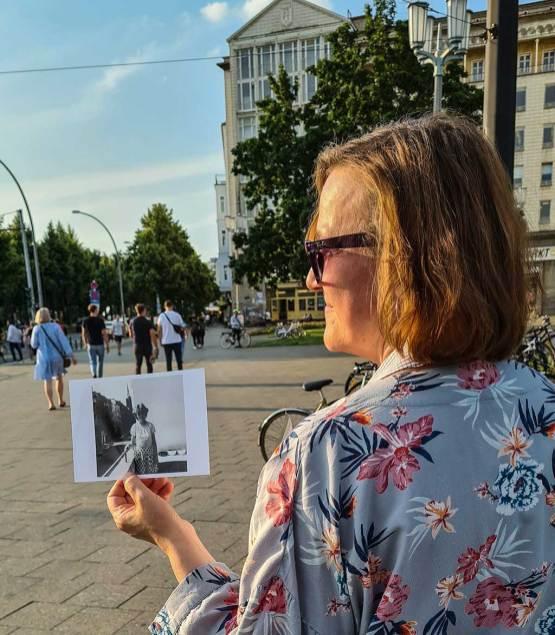 Berlin U5 Erinnerungen Doreen Trittel