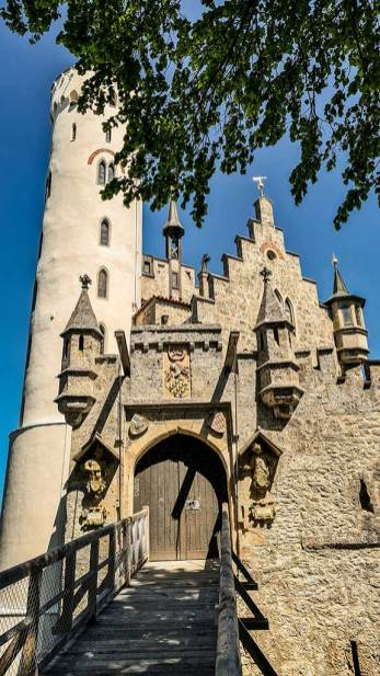HW 5 Schloss Lichtenstein